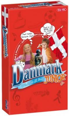 Danmark Quizzen om dit land Junior travel