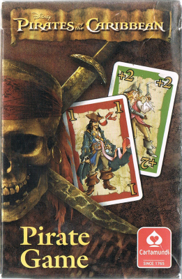 Pirates of the Caribbean Pirate Game