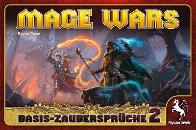 Mage Wars: Basis Zaubersprüche 2