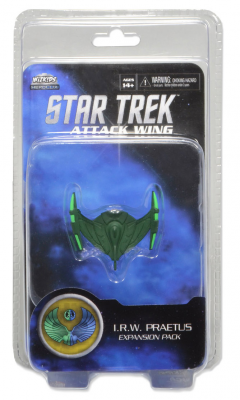 Star Trek: Attack Wing - I.R.W. Praetus