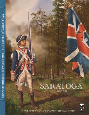 Saratoga 1777 AD