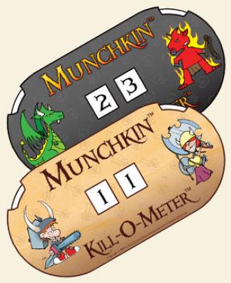 Munchkin Zombies Kill-O-Meter