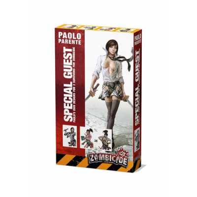 Zombicide Special Guest Box: Paolo Parente