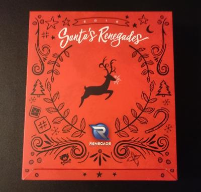 Santa's Renegades 2016
