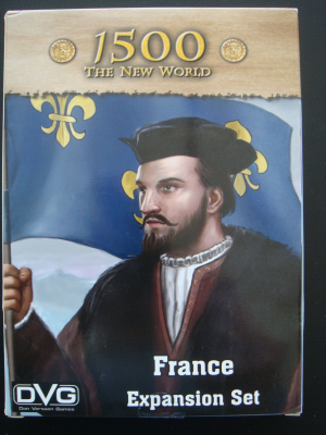 1500: The New World – France Expansion
