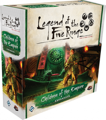 Legend of the Five Rings: The Card Came – Children of the Empire