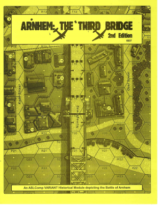 Arnhem: The Third Bridge