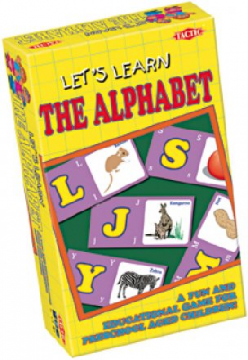 Let's learn the Alphabet