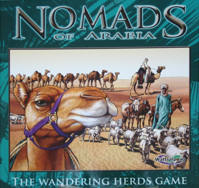 Nomads of Arabia: The Wandering Herds Game