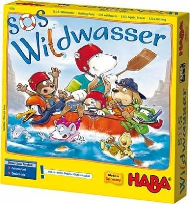 SOS Wildwasser