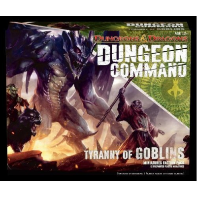 Dungeon Command: Tyranny of Goblins