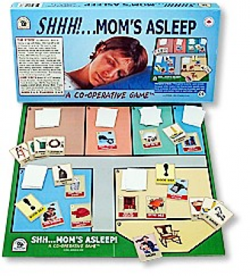 Shhh!... Mom's Asleep