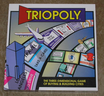 Triopoly