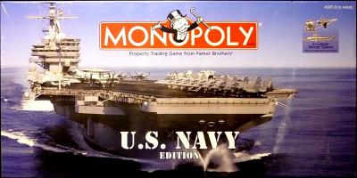Monopoly: U.S. Navy