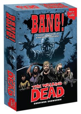 Bang! Walking Dead Edition