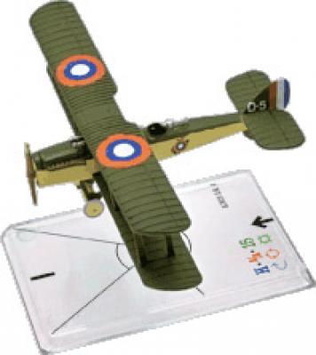 Wings of War: WW1 Airplane Pack - De Havilland DH.4 (Cadbury & Leckie)