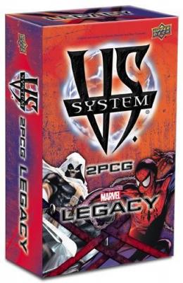 Vs System 2PCG: Legacy