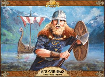 Wikinger 878 A.D. - Die Invasion von England