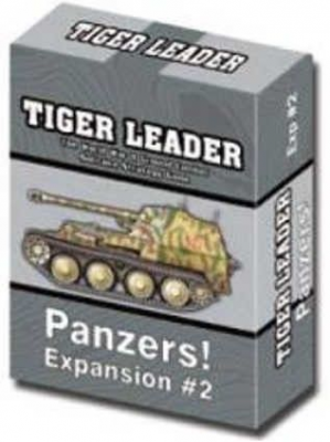 Tiger Leader: Panzers! Expansion #2