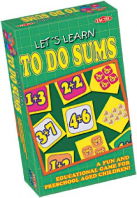 Let's learn to do Sums