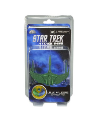 Star Trek: Attack Wing - I.R.W. Valdore Expansion Pack