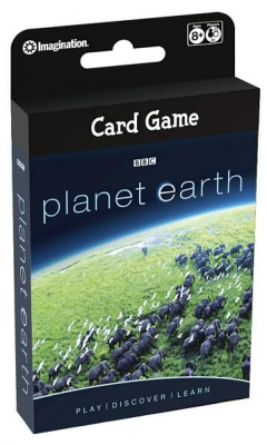 Planet Earth Card Game