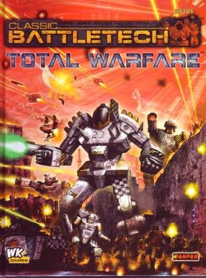 Classic Battletech: Total Warfare