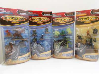 Heroscape Expansion Set D1: Champions of the Forgotten Realms
