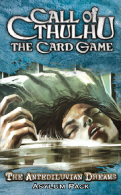 Call of Cthulhu: The Card Game - The Antediluvian Dreams Asylum Pack