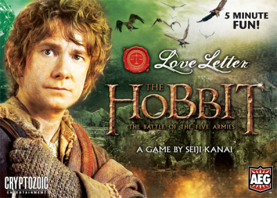 Love Letter: The Hobbit: The Battle of Five Armies
