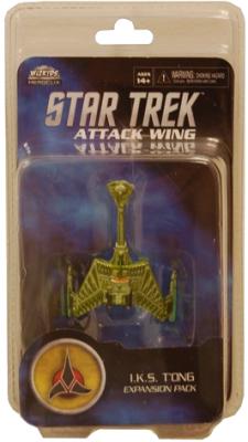 Star Trek - Attack Wing: I.K.S. T'Ong Expansion Pack
