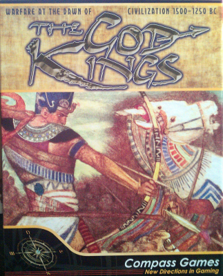 The God Kings: Warfare at the Dawn of Civilization, 1500 - 1260BC