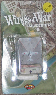 Wings of War: Revolution in the Sky Squadron Pack