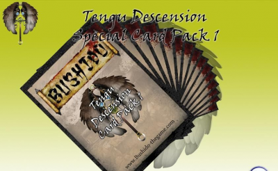 Bushido: Tengu Descension Special Card Pack 1