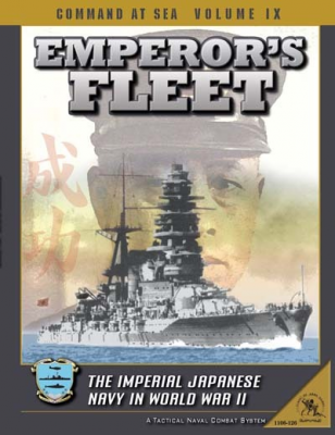Emperor's Fleet: Command at Sea Volume  IX