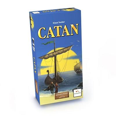 Catan: Merenkävijät (5-6 pelaajalle)