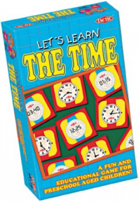 Let's learn the Time
