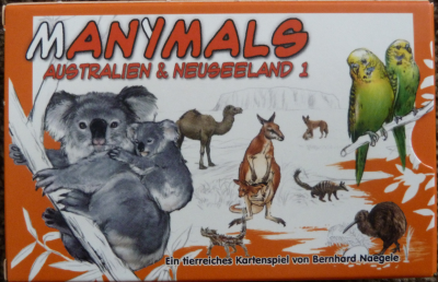 Manimals - Australien & Neuseeland 1