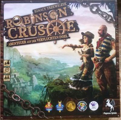 Robinson Crusoe: Abenteuer auf der verfluchten Insel