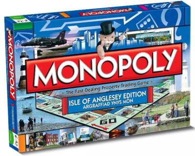 Monopoly - Isle of Anglesey