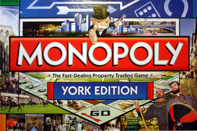 Monopoly: York Edition