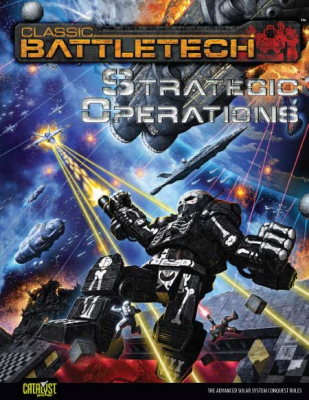 Classic Battletech: Strategic Operations