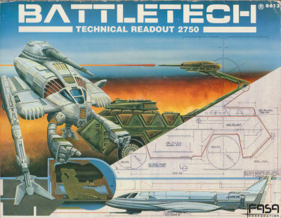 BattleTech Technical Readout: 2750