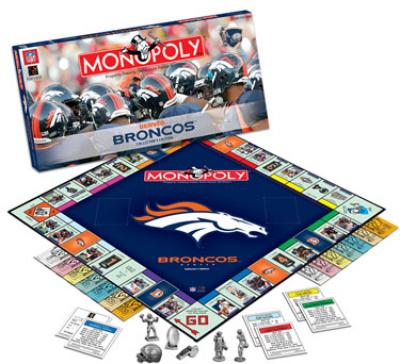 Monopoly: Denver Broncos