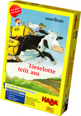 Lieselotte teilt aus