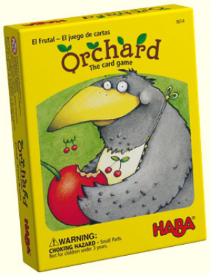 The Orchard: Card Game