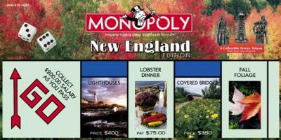 Monopoly: New England