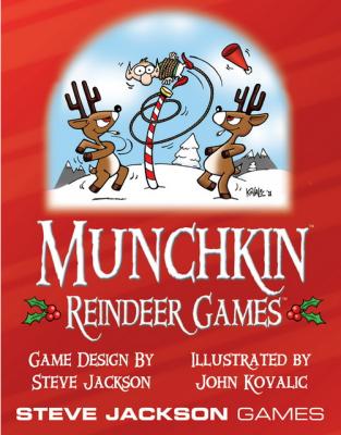 Munchkin: Reindeer Games