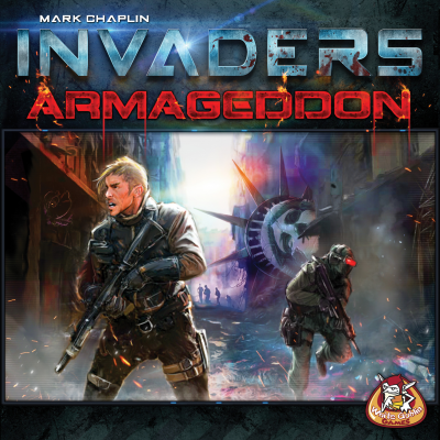 Invaders: Armageddon