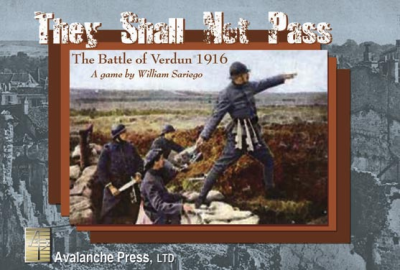 They Shall Not Pass: The Battle of Verdun 1916